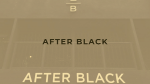 After Black cafe located at Bandar Sunway