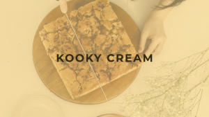 Kooky Cream, a modern bakery at Petaling Jaya