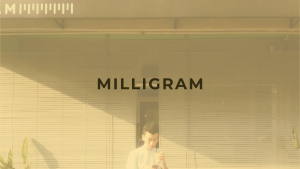 Milligram coffee cafe at Petaling Jaya