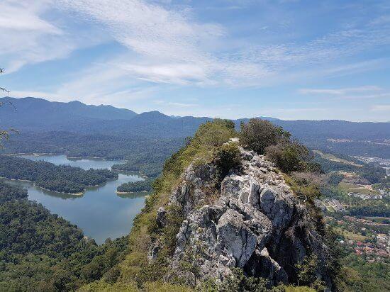 Bukit Tabur View