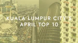 Top 10 photos of Kuala Lumpur city in April 2020