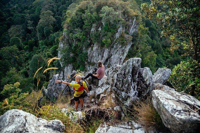 Hiking Bukit Tabur