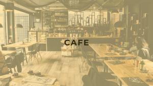 Cafes in Kuala Lumpur city