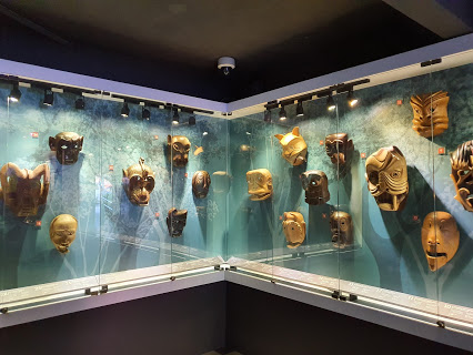 Exhibits in Orang Asli Crafts Museum