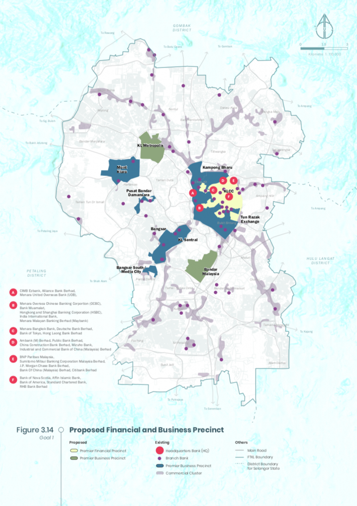Kuala Lumpur Structure Plan