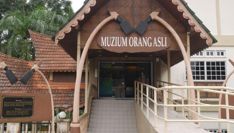 Orang Asli Crafts Museum (Muzium Orang Asli)